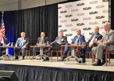 Governor & NGA Panel