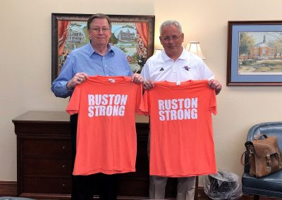 Ruston Strong with Jim Henderson